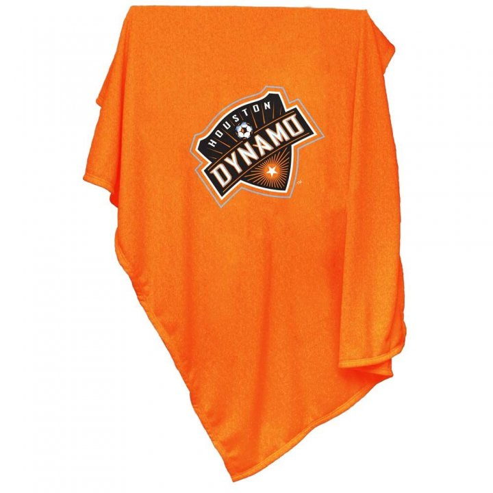 Houston Dynamo Sweatshirt Blanket