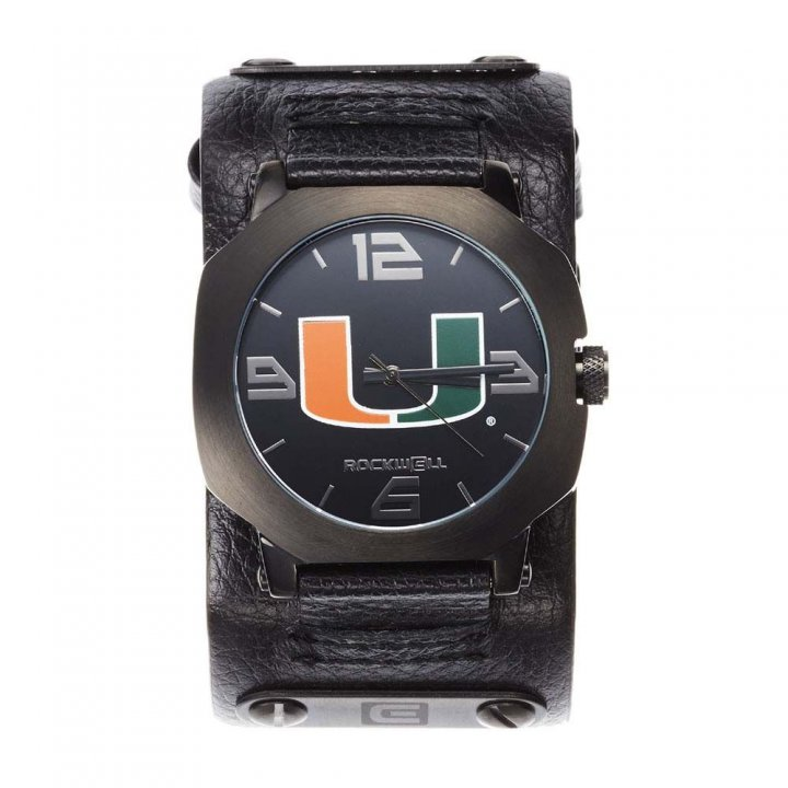 Miami Hurricanes Assassin Watch (Black)