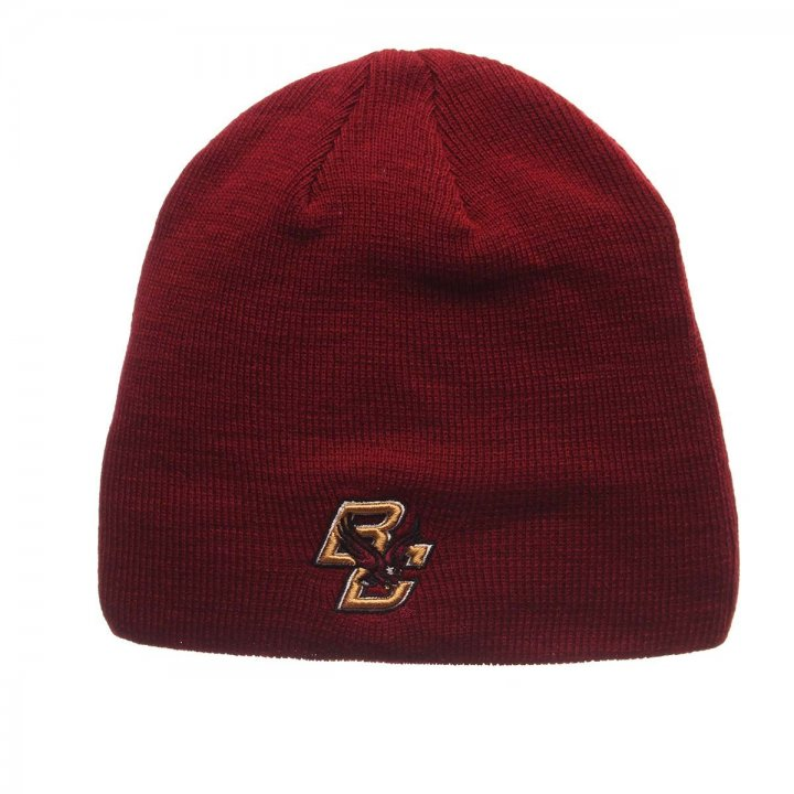 Boston College Eagles Edge Knit Beanie (Red)