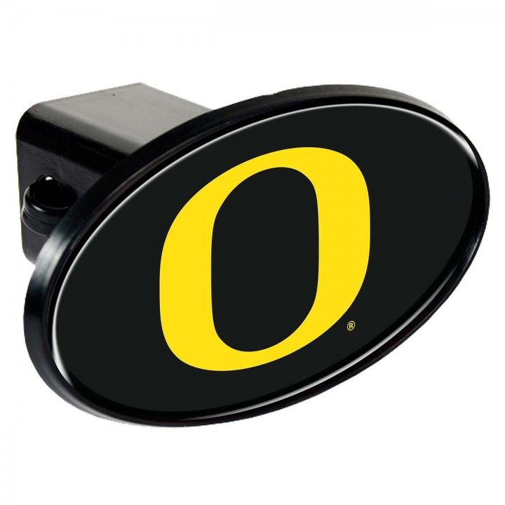 Oregon Ducks Hitch Cover