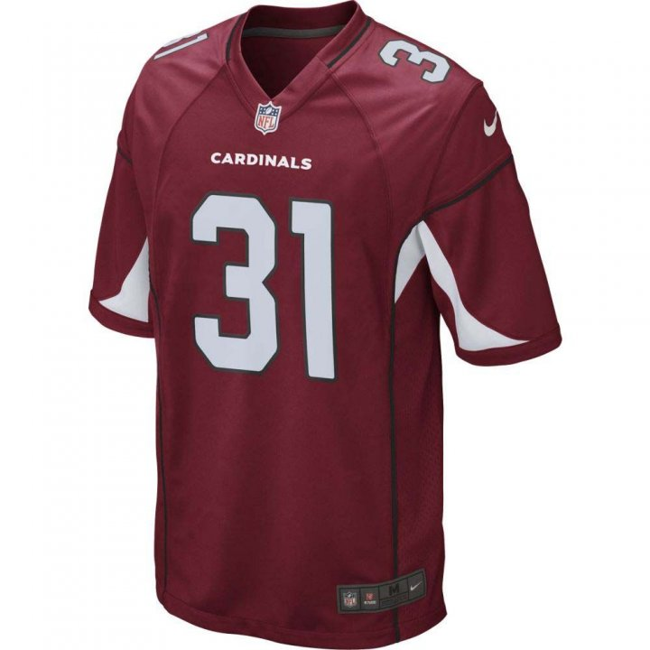 Arizona Cardinals NFL David Johnson Nike Game Jersey (Red)