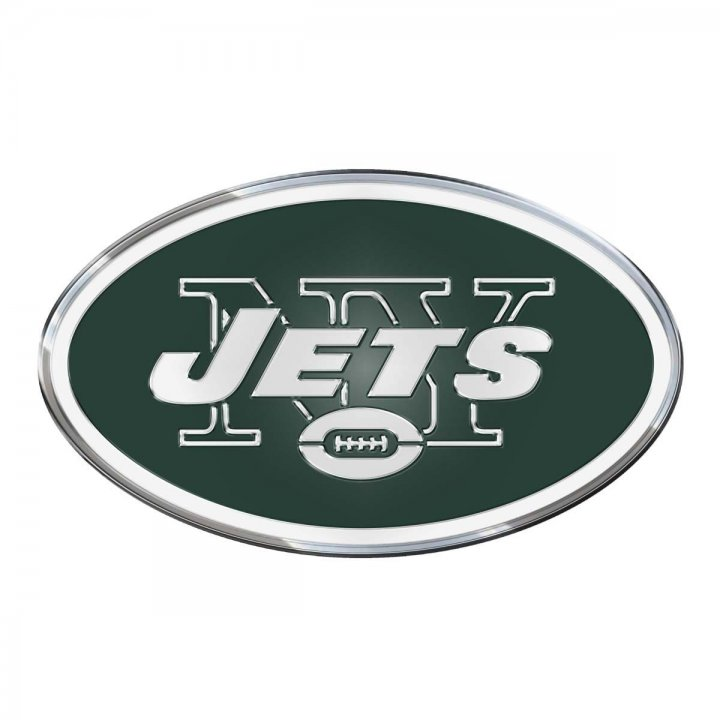 New York Jets Color Emblem