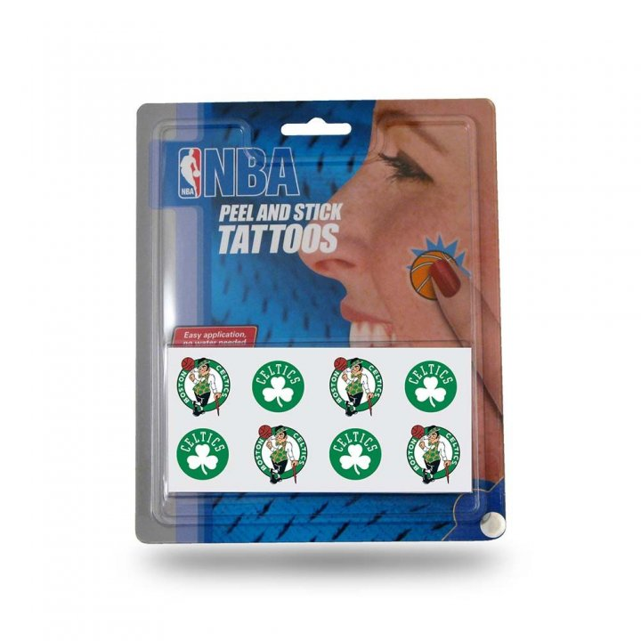 Boston Celtics Tattoos