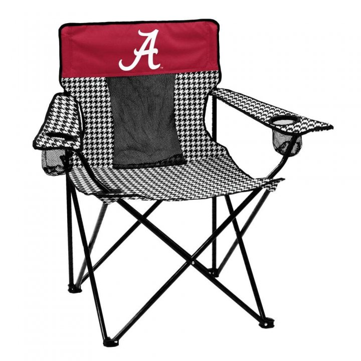 Alabama Crimson Tide Houndstooth Elite Chair