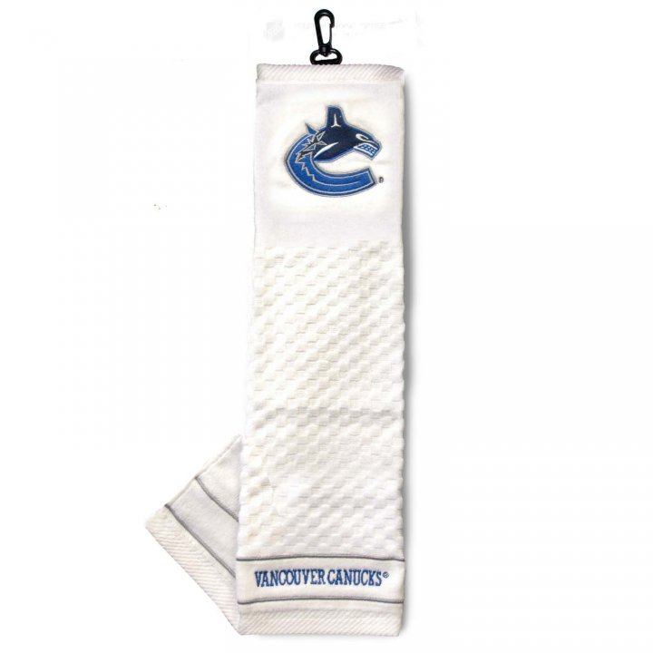 Vancouver Canucks Embroidered Towel
