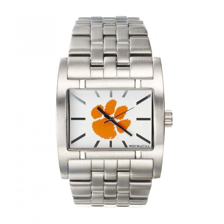 Clemson Tigers Apostle Watch (Silver)