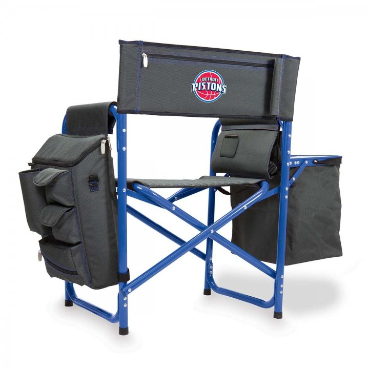 Detroit Pistons Fusion Chair
