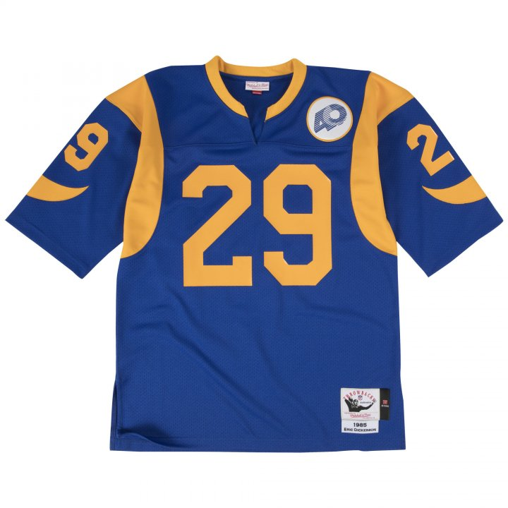 Eric Dickerson #29 Authentic Jersey 1985 Los Angeles Rams