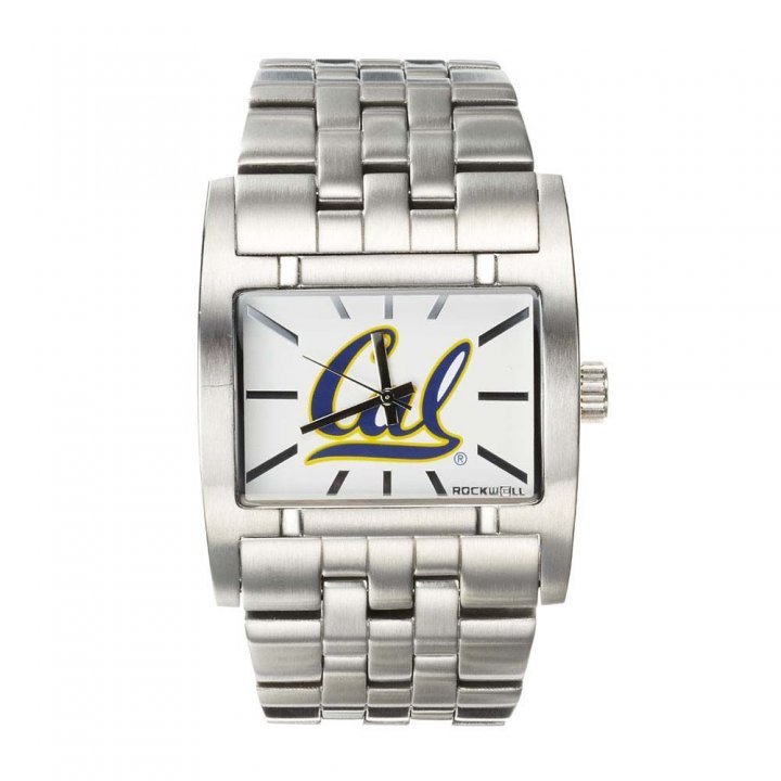 CAL Golden Bears Apostle Watch (Silver)