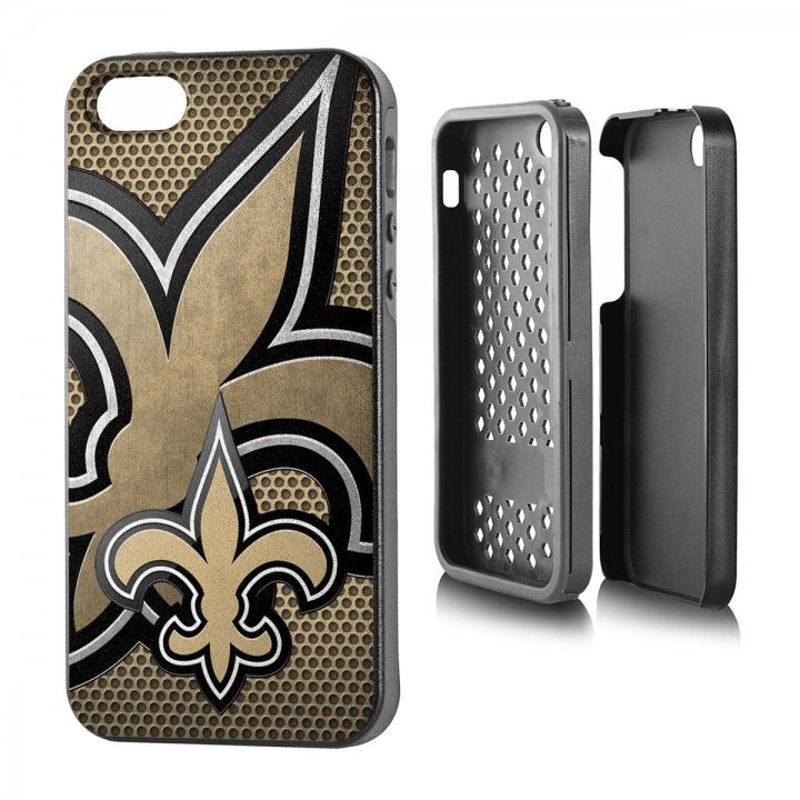 New Orleans Saints iPhone 5 Rugged Series Case
