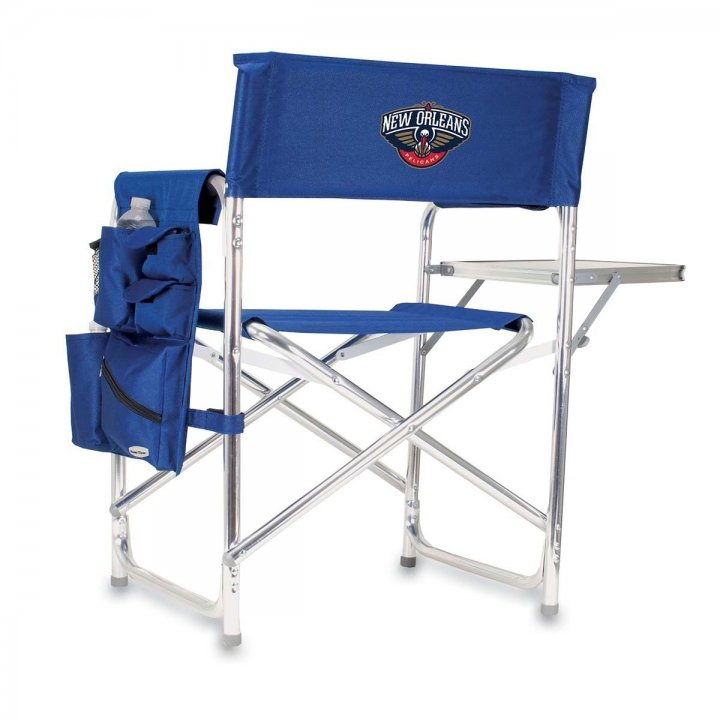 New Orleans Pelicans Sports Chair (Navy)