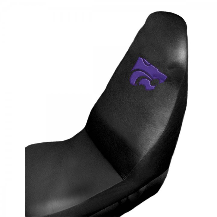 Kansas State Wildcats Car Seat Cover