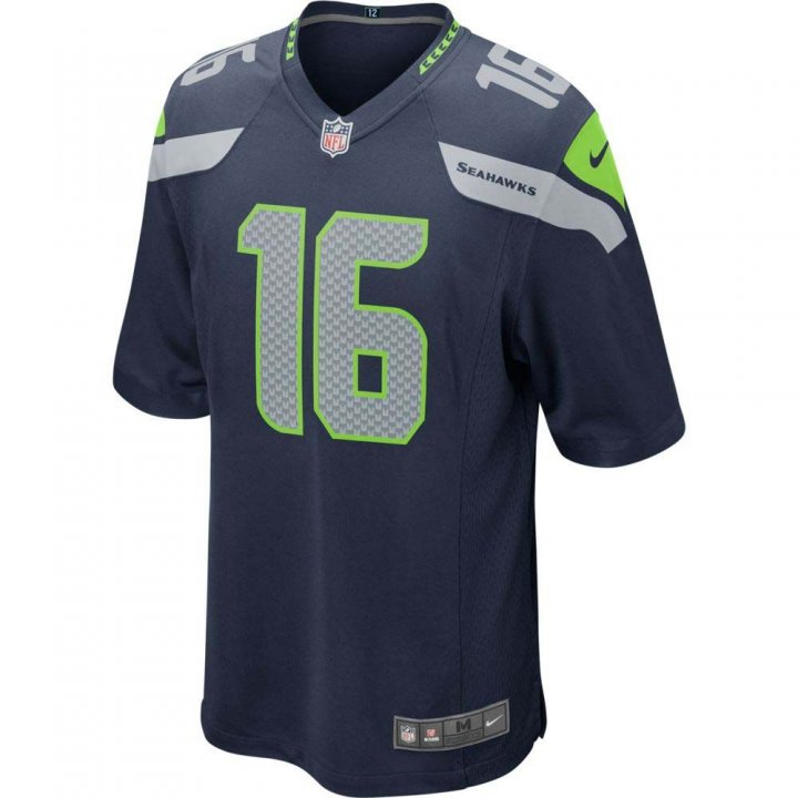 Tyler Lockett Seattle Seahawks Youth Nike Game Jersey (Navy)