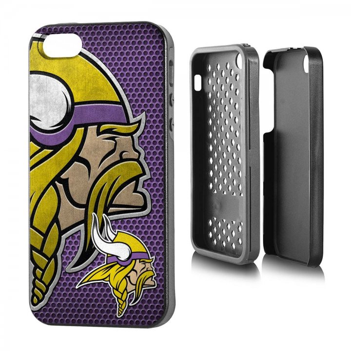 Minnesota Vikings iPhone 5 Rugged Series Case