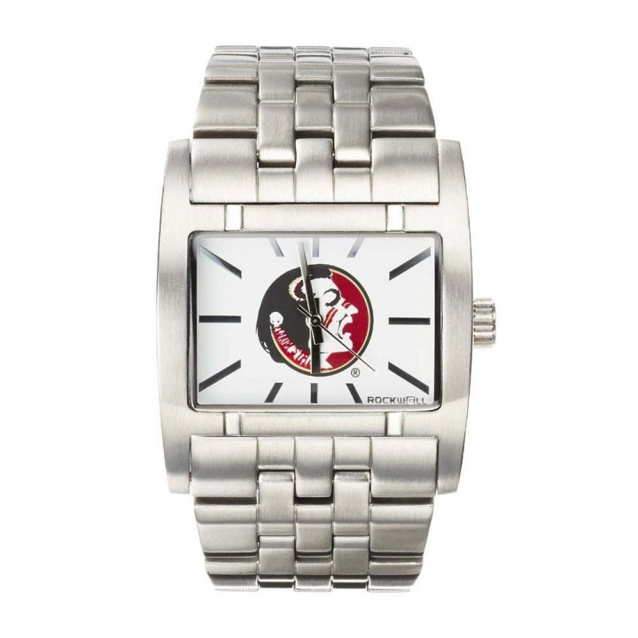 Florida State Seminoles Apostle Watch (Silver)