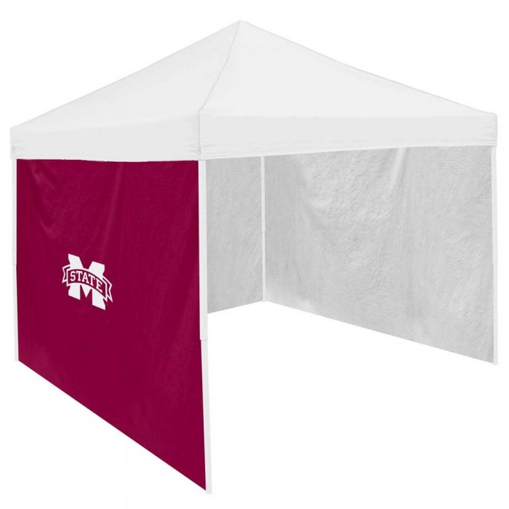 Mississippi State Bulldogs 9X9 Side Panel