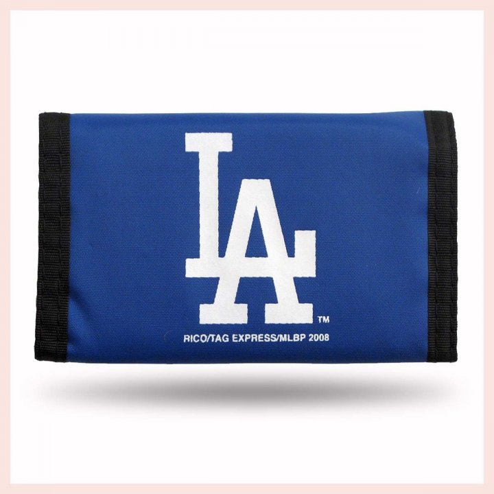 Los Angeles Dodgers MLB Nylon Wallet