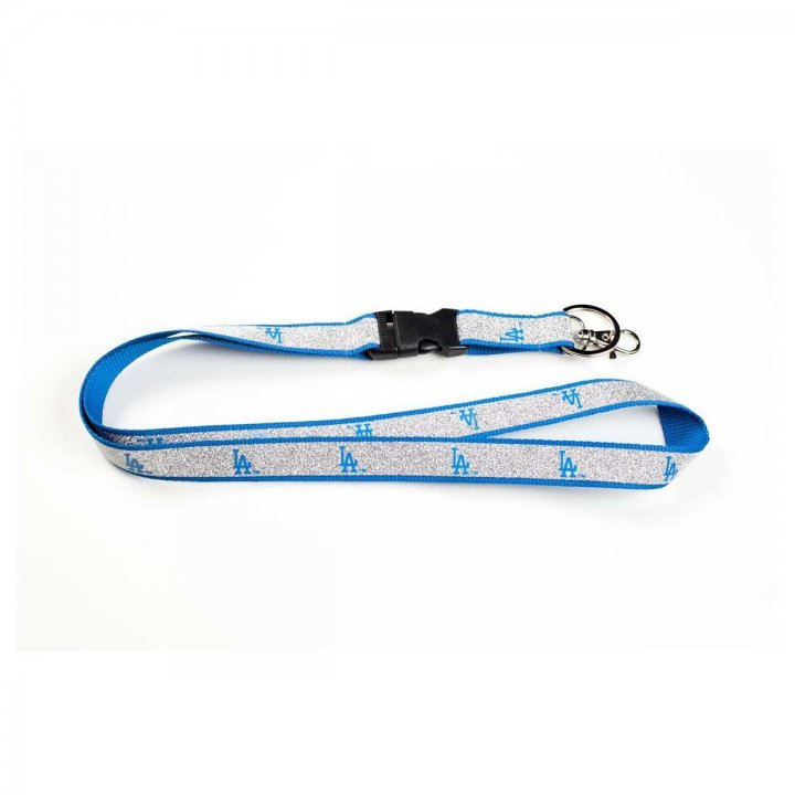 Los Angeles Dodgers Sparkle Lanyard