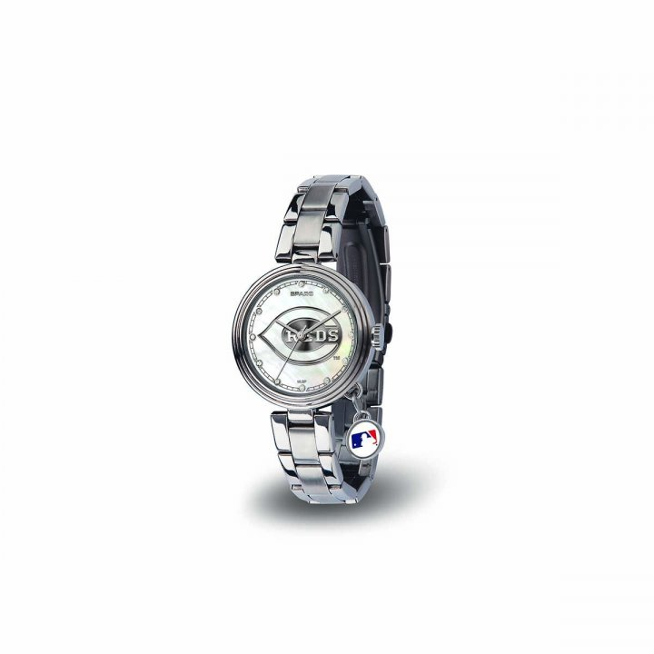 Cincinnati Reds Charm Watch