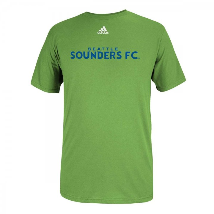 Adidas Seattle Sounders Primary One T-Shirt (Green)