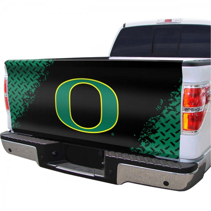 Oregon Ducks Tailgate Cover