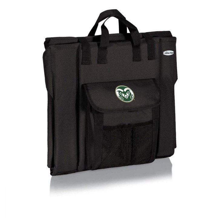 Colorado State Rams Stadium Seat (Black)