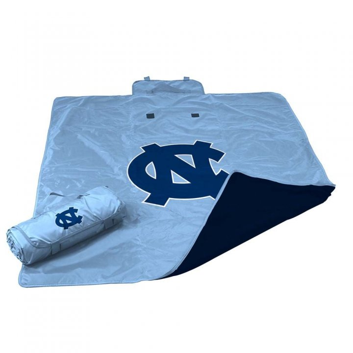 North Carolina Tar Heels All Weather Blanket