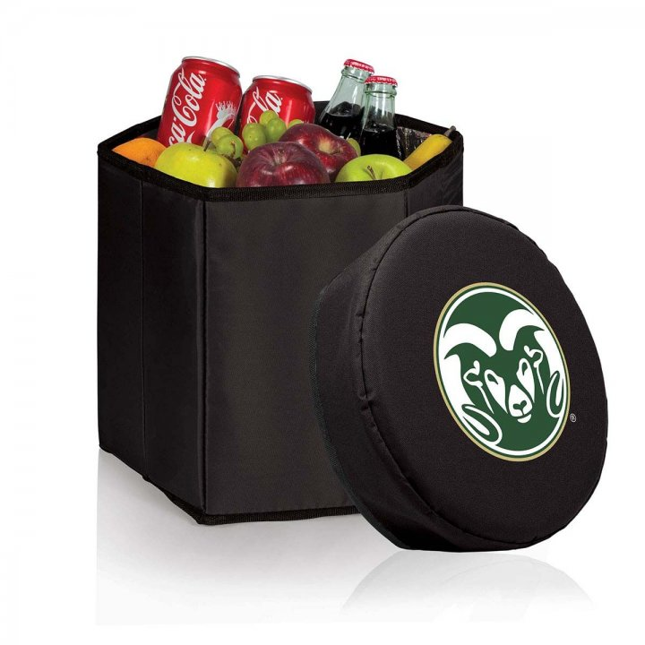 Colorado State Rams Bongo Cooler (Black)