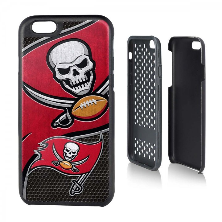 Tampa Bay Buccaneers iPhone 6 Rugged Series Case