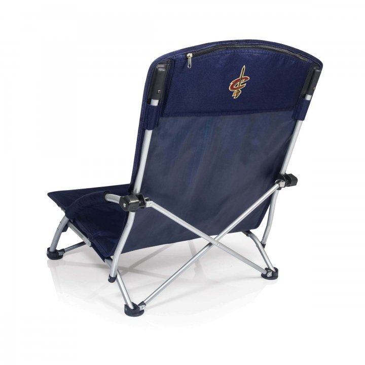 Cleveland Cavaliers Tranquility Portable Beach Chair (Navy)