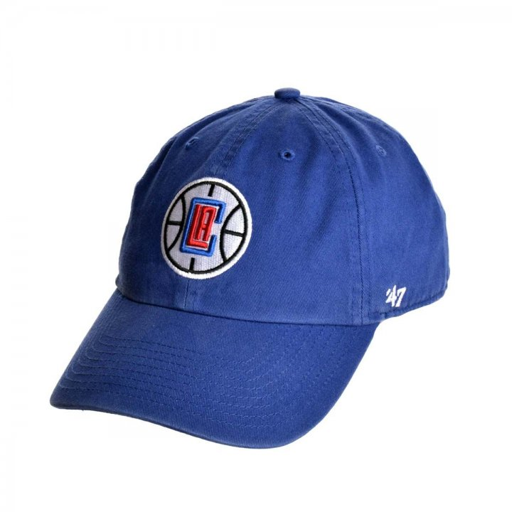 Los Angeles Clippers NBA Clean Up (Royal)