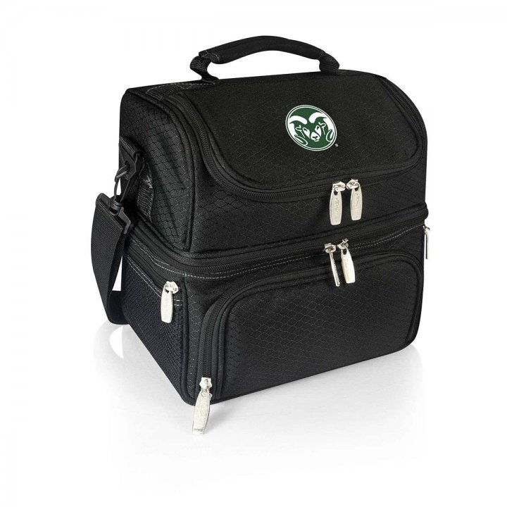 Colorado State Rams Pranzo Lunch Tote (Black)