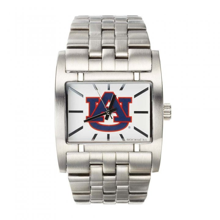 Auburn Tigers Apostle Watch (Silver)