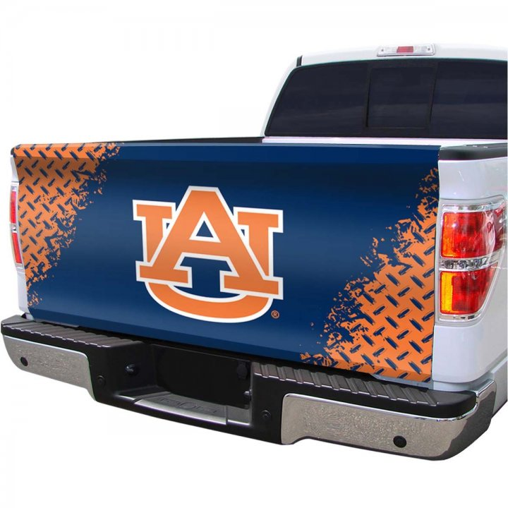 Auburn Tigers Tailgate Cover
