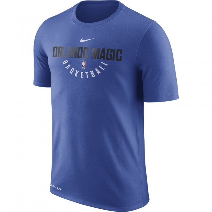 Orlando Magic NBA Nike Official Practice Tee (Royal)