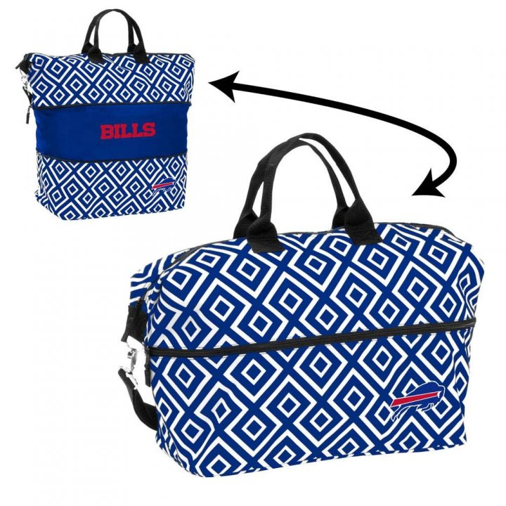 Buffalo Bills Expandable Tote