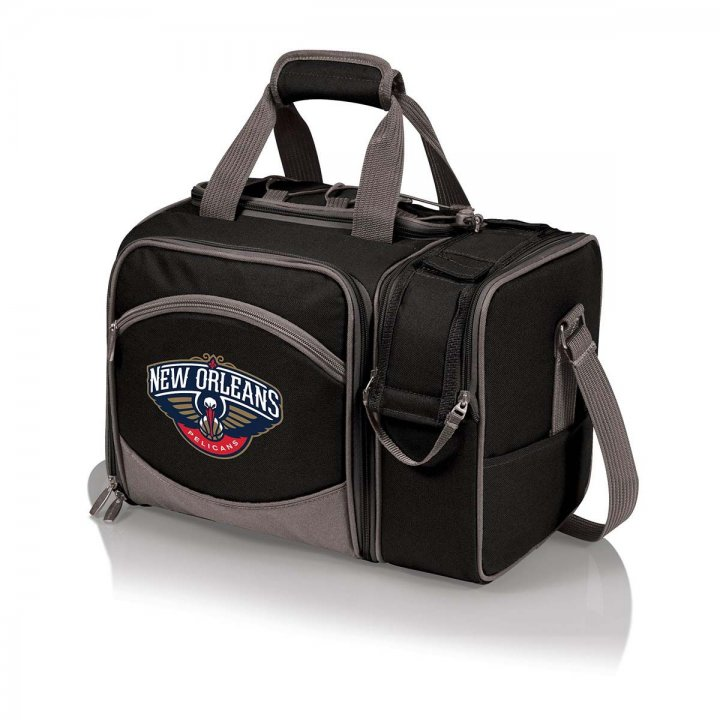 New Orleans Pelicans Malibu Picnic Tote (Navy)