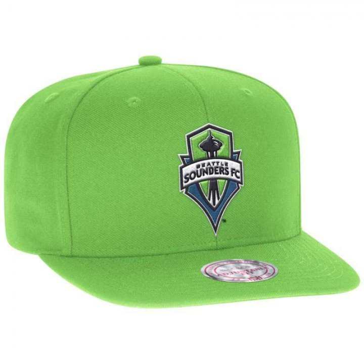 Seattle Sounders MLS Snap (Green)