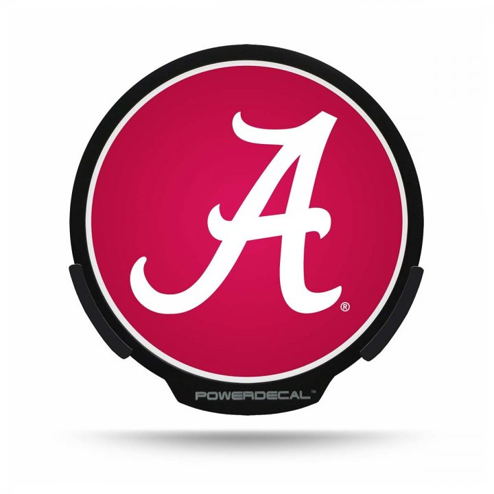 Alabama Crimson Tide NCAA Auto Powerdecal