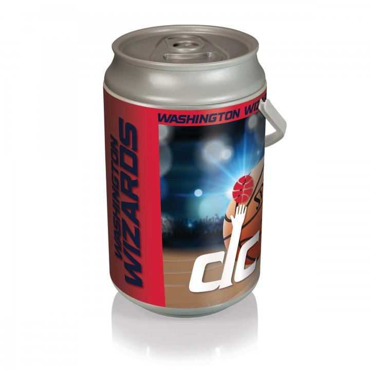 Washington Wizards Mega Can Cooler