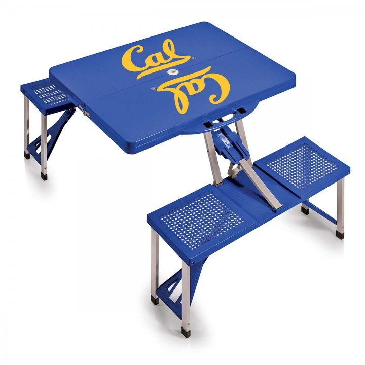 CAL Golden Bears Portable Picnic Table