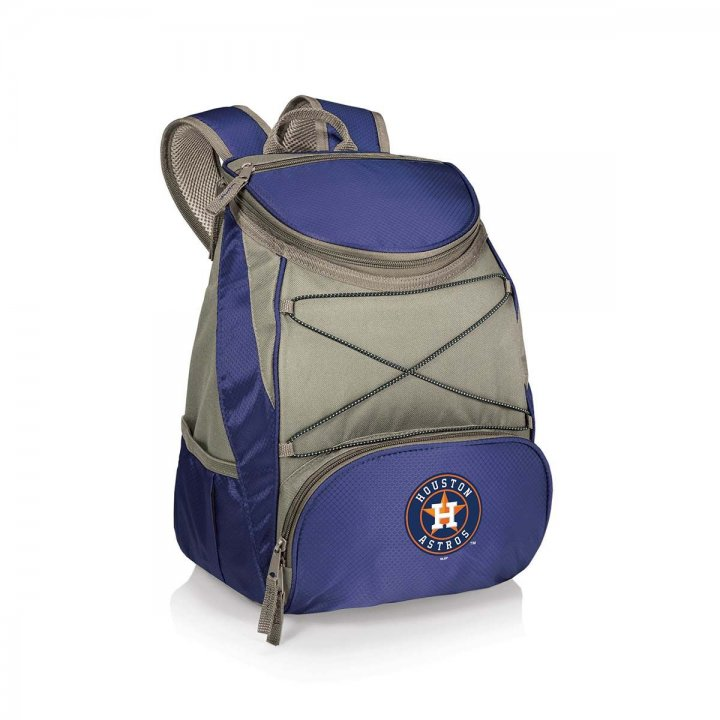 Houston Astros PTX Backpack Cooler (Navy)