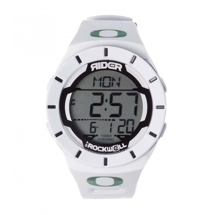 Oregon Ducks Coliseum Watch (White)