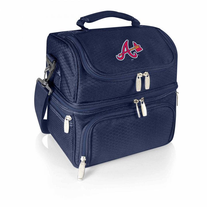 Atlanta Braves Pranzo Lunch Tote (Navy)