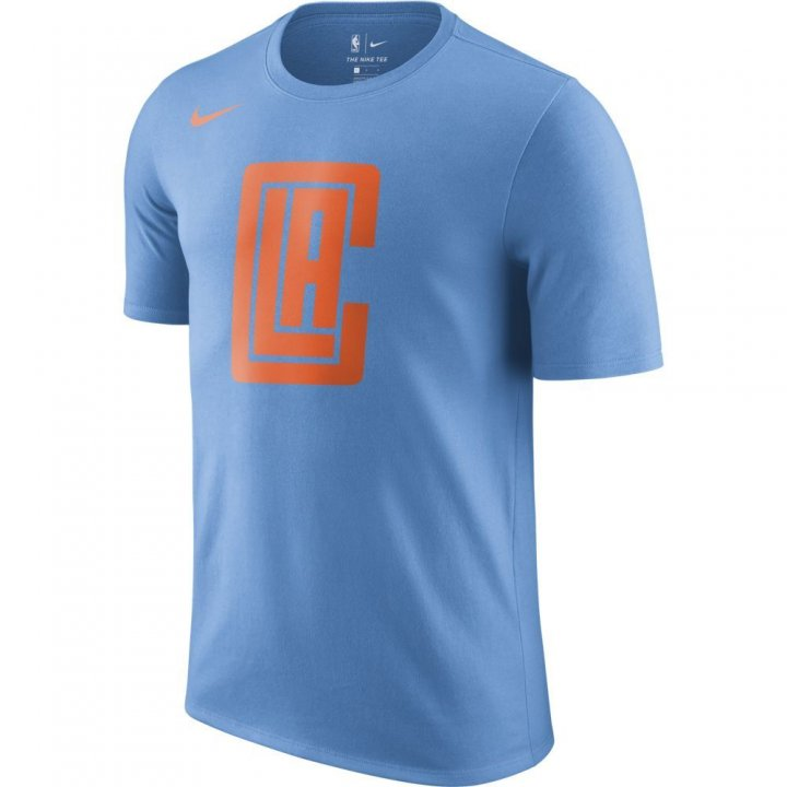 Los Angeles Clippers NBA City Edition T-Shirt (Blue)