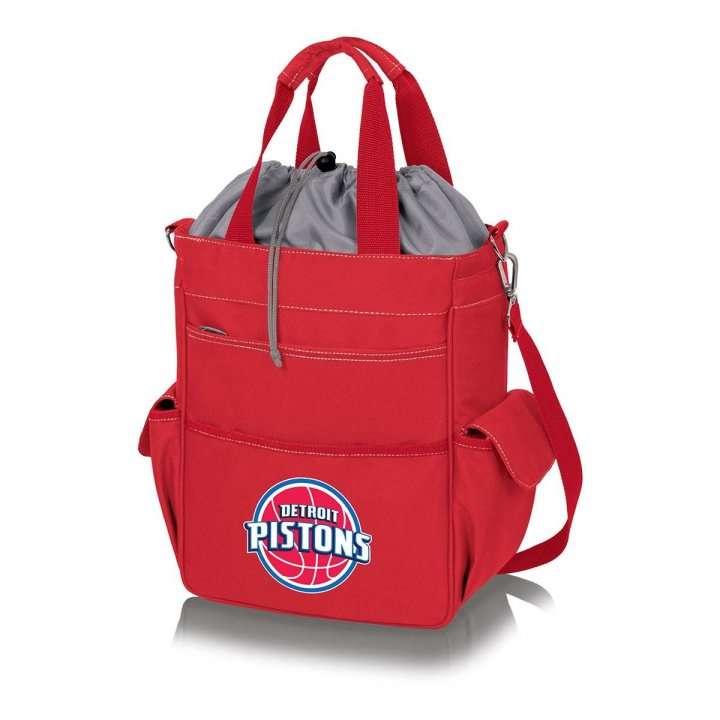Detroit Pistons Activo Cooler Tote (Red)
