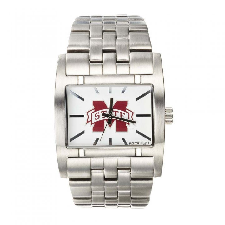 Mississippi State Bulldogs Apostle Watch (Silver)