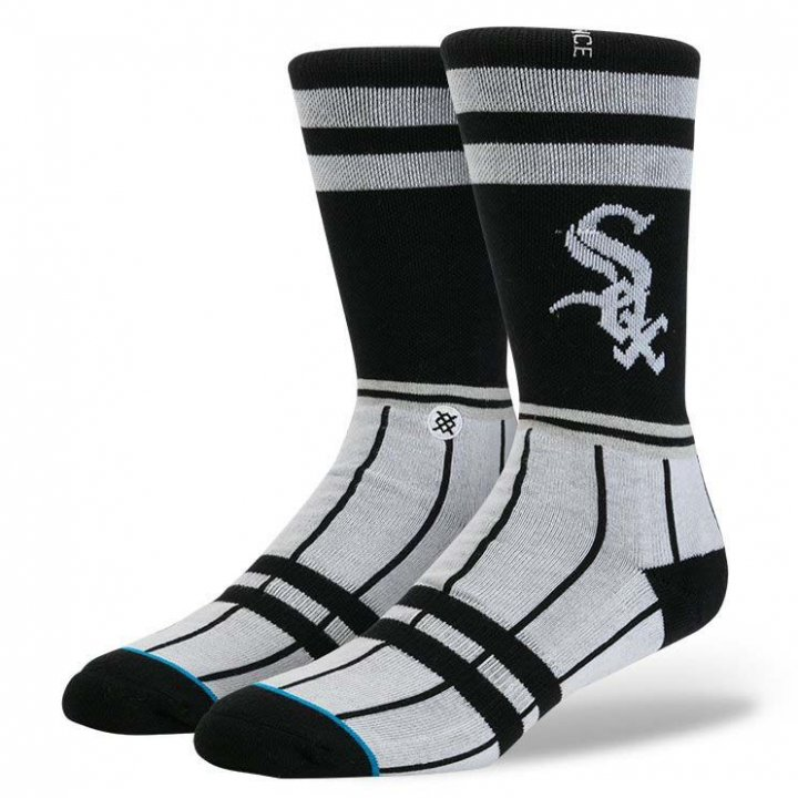 Stance Chicago White Sox Socks (Black)
