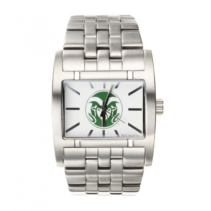 Colorado State Rams Apostle Watch (Silver)