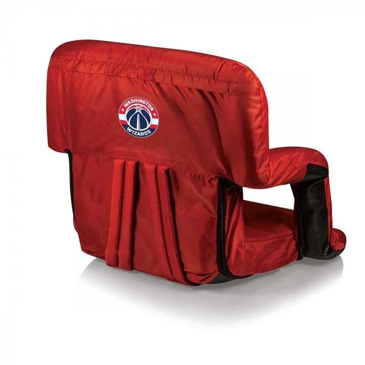 Washington Wizards Ventura Seat Portable Recliner Chair (Red)
